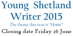 Young Writer 2015 Competition