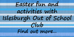 Easter fun and activities with Islesburgh Out of School Club