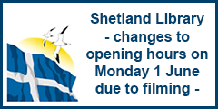 Shetland Library changes to opening hours