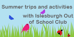 Summer trips and activities with Islesburgh Out of School Club