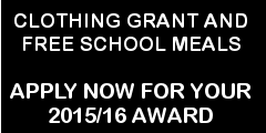 Clothing grants 2015/16