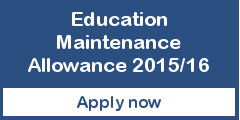 Education Maintenance Allowance 2015/16