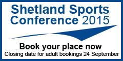 Shetland Sports Conference