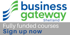 Business Gateway - Train Shetland