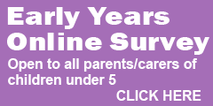 Early Years Online Survey