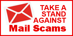 Take a stand against mail