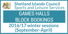 Halls Block Bookings winter sessions 2016 2017