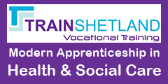 Modern Apprenticeship in Health and social Care