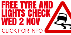 Winter tyre clinic 2016