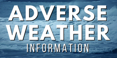 Adverse Weather Information