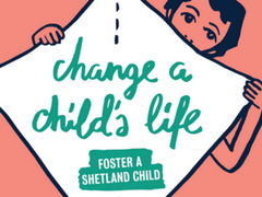Foster a child KITE