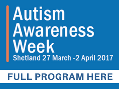 Autism Awareness Week 2017