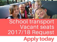 School Transport Request 17/18
