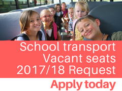 School Transport Request 17/18