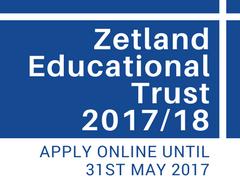 Zetland Educational Trust 17/18