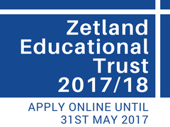 Zetland Educational Trust 17/18