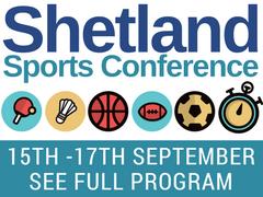 Shetland Sports Conference 17