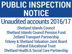 Public Inspection Notice