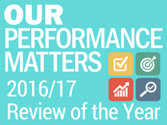 Our Performance Matters 16/17