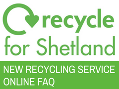 New recycling FAQ