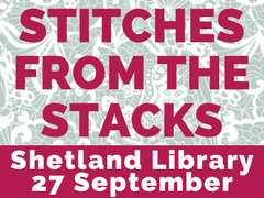 stiches from the stacks