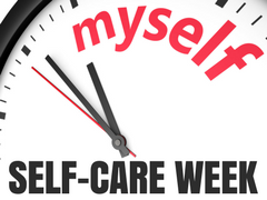 Self-Care and Activities week