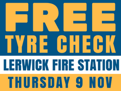 free tyre check 2017