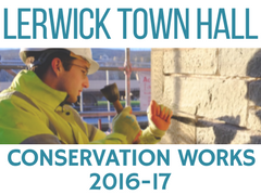 CONSERVATION WORKS 2016-17