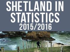 Shetland in Statistics 2015/16