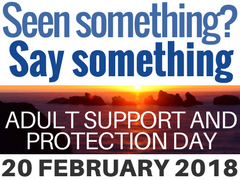 Adult Protection Day 2018