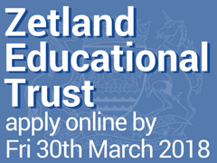 Zetland Educational Trust 2018