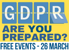 GDPR event