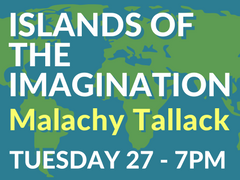Mallachy book presentation Islands