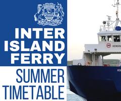 Ferry Summer 2018