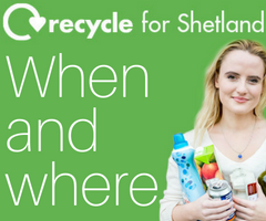 Recycling When and Where