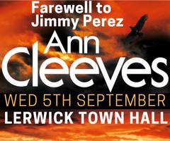 Ann Cleeves Town Hall