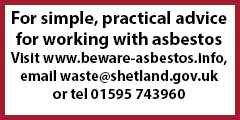 For Asbestos Advice